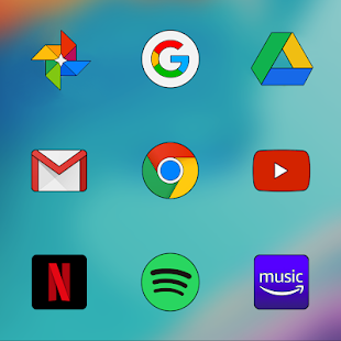 ONE PLUS OXYGEN ICON PACK HD v14.8 APK