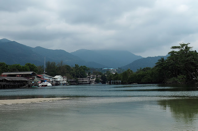Таиланд, остров Чанг, река Клонг Прао (Thailand, Koh Chang, Klong Prao river)