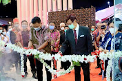 Gubernur Sulut Olly Dondokambey Resmikan Sentra Medika Hospital International di Minahasa Utara