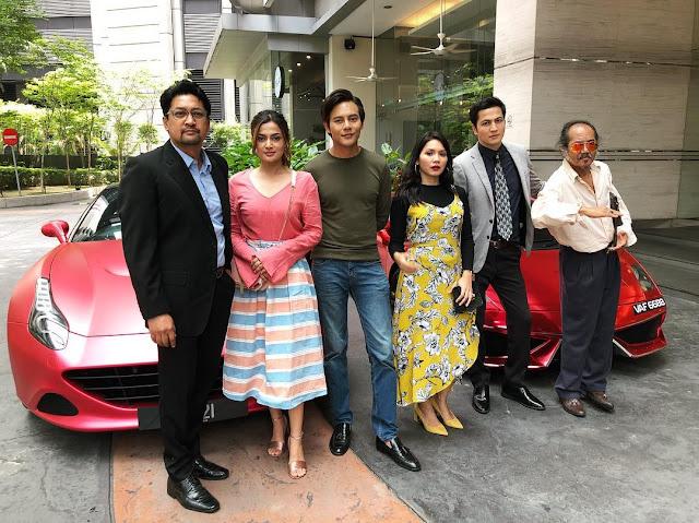 Tonton Semua Episod Drama Sekali Ku Jatuh Cinta Di TV1