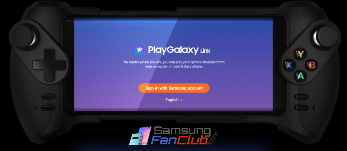 PlayGalaxy Allows to Stream PC Games on Samsung Galaxy Note10 Plus
