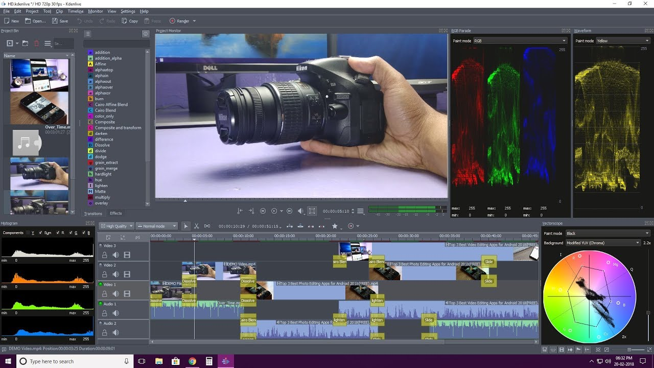 Top 15 Free Video Editing Software For PC