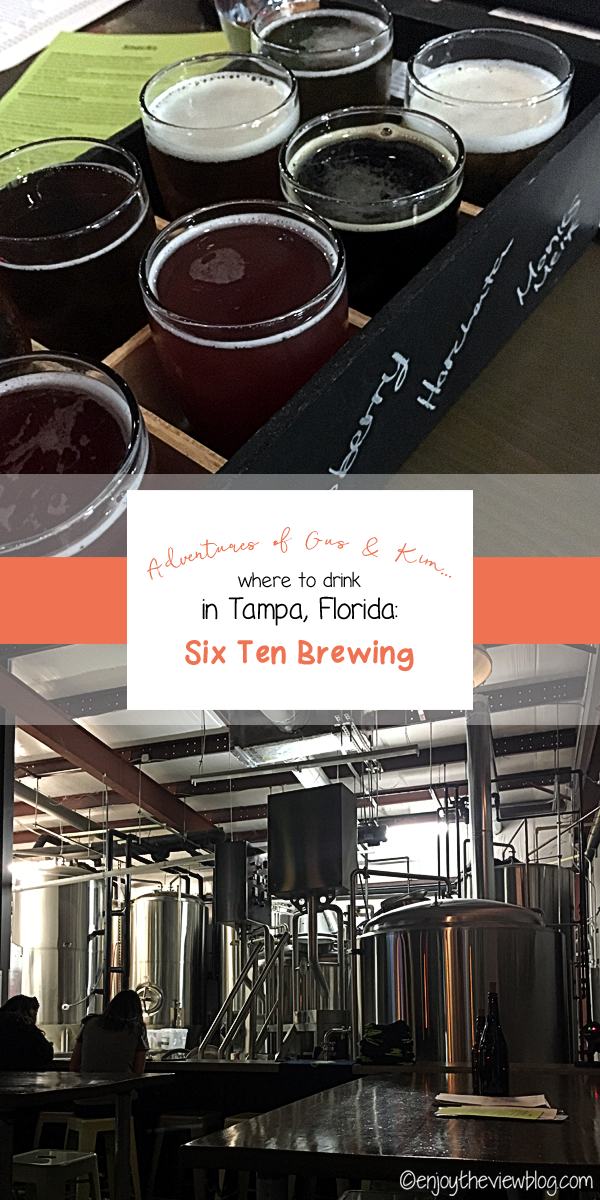 pinnable image of Six Ten Brewing in Tampa