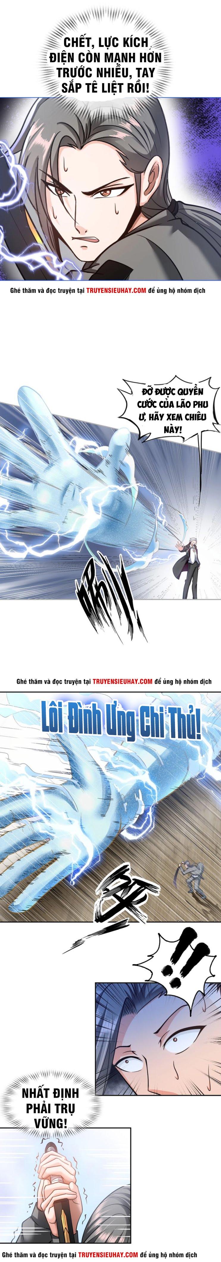 Thần Tiên Dạy Tôi Giả X Chapter 13 video - truyenmh.com