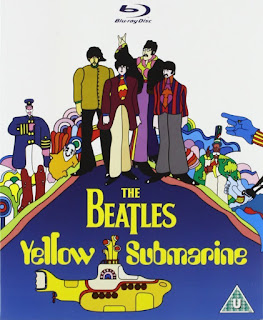 The Beatles Yellow Submarine Animated Movie