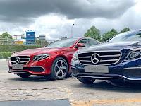 Gói Option SPORTSTYLE Avantgade thể thao trên Mercedes E200 Sport 2019