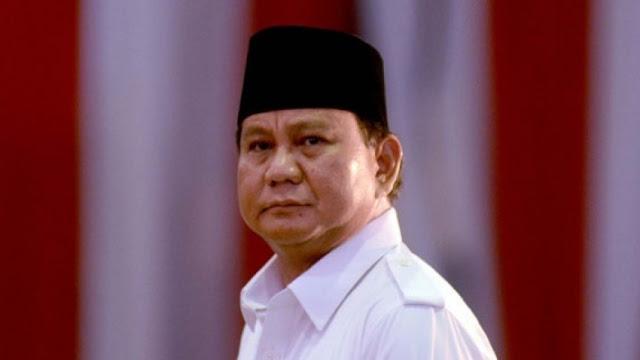 Arti Al Quran Dua Meter Bagi Prabowo Subianto