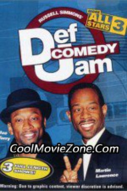 Def Comedy Jam More All Stars - Volume 3 (2003)