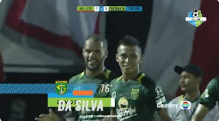 Persebaya Hajar Bali United 5-2 (Highlights)