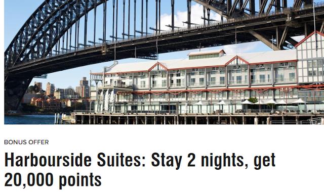 預訂Marriott萬豪旗下悉尼傲途格精選酒店可享免費自助早餐及20,000獎勵積分(10/13前預訂)