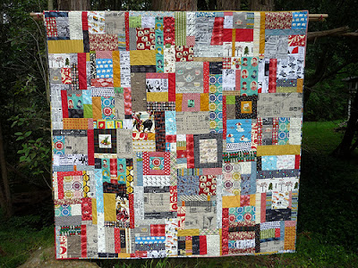 Jumpin Jack Flash- Bloggers Quilt Festival