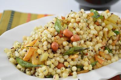 साबूदाने की पौष्टिक खिचड़ी ( Sabudana Meal Vrat Recipes in hindi) उपवास में सेहत का दोस्त