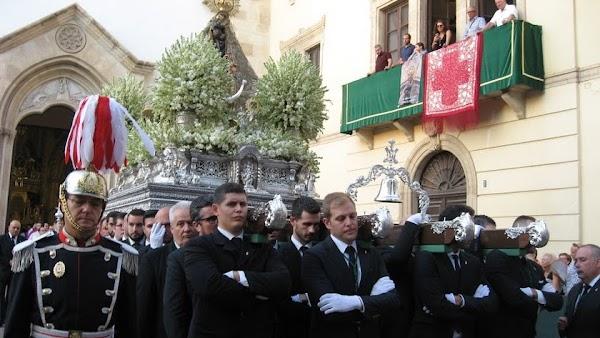 La Virgen del Mar de Almería saldrá en procesión extraordinaria en 2020