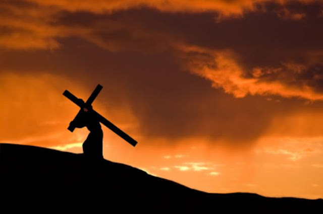 Open Heaven for Today 11 April 2020 – The Death of Jesus II 4