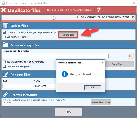 duplicate-file-delete-kaise-kare