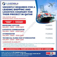 Shipping and Logistics Company Jobs - Qatar