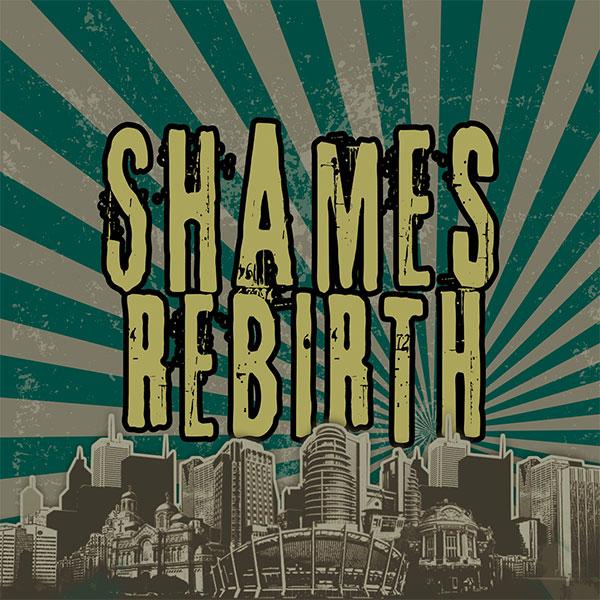 "SHAMES stream new album ""Rebirth"""