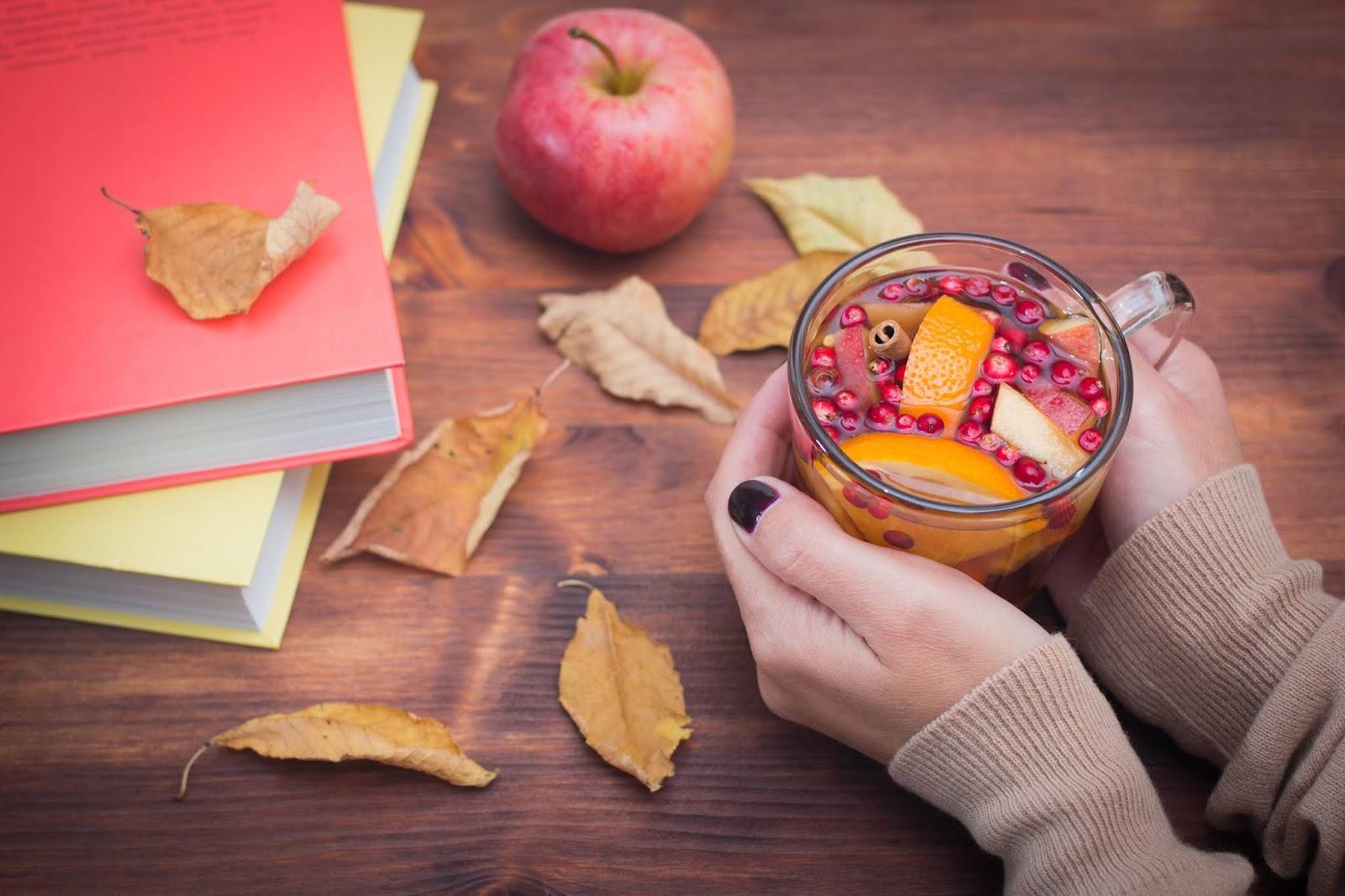 rozgrzewające herbaty na jesień