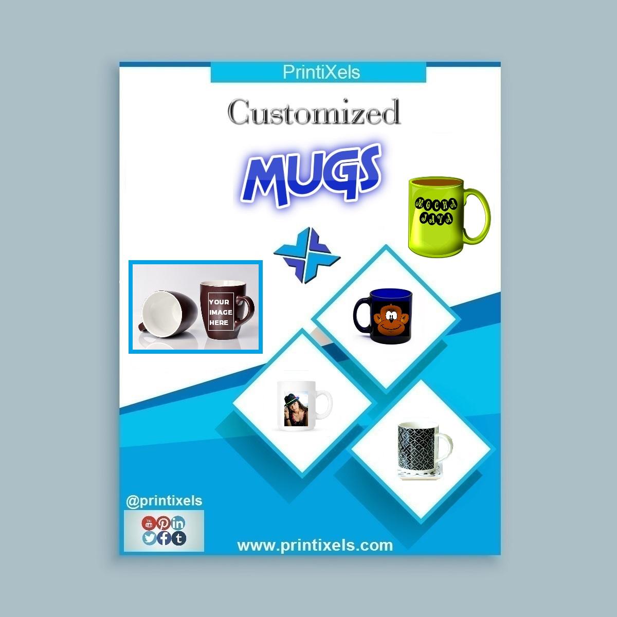 Customized Mugs, Personalized Photo Mugs