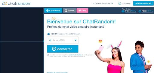 موقع Chatroulette