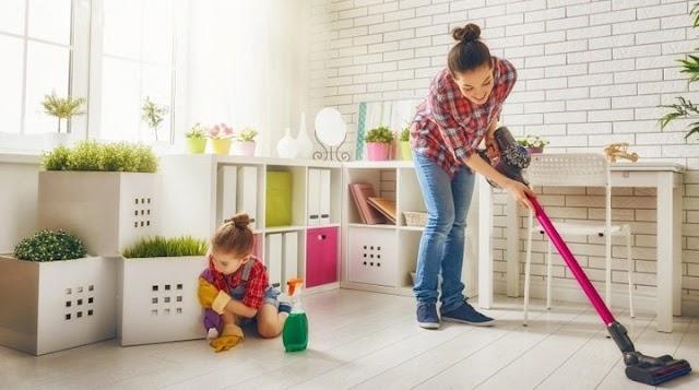 6 Kebiasaan yang Bermanfaat Selain Bikin Sehat, Rumah Juga Bersih dan Rapi