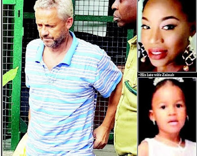 Update: Danish Man Remanded for 'Murder of Nigerian Wife, Daughter'