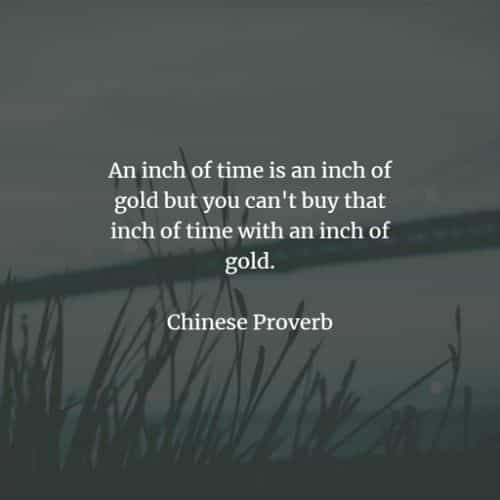Time quotes and sayings to improve your way of life