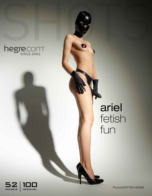 [Art] Ariel - Fetish Fun