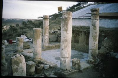4. Dionysos Villasının Atriumu