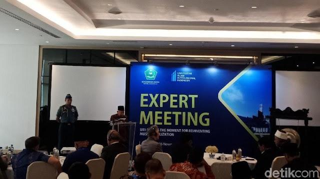 Ma'ruf: Indonesia Layak Jadi Rujukan Peradaban Islam Moderat dan Modern