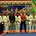Dua Anggota Polres Batang Sabet Medali Dalam Kejurnas Kapolri Cup 2