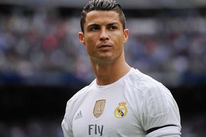 Cristiano Ronaldo, Pemain Bola Terkaya Di Dunia !