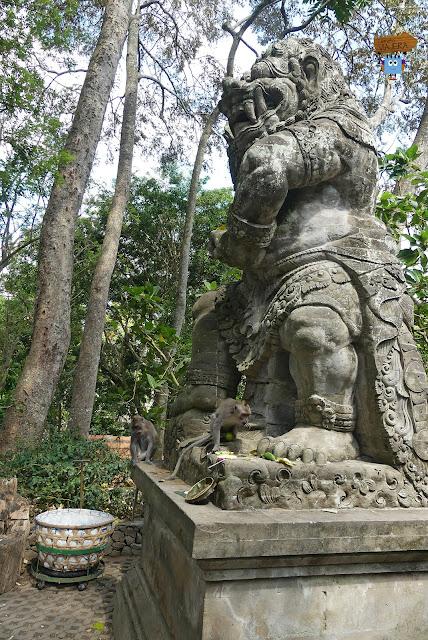 Sacred Monkey Forest - Bali