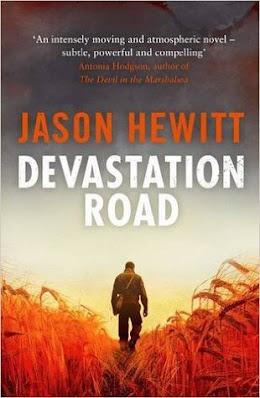Devastation Road by Jason Hewitt book cover