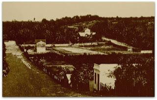 Rua Mostardeiro e Baixada do Moinhos de Vento (1912)