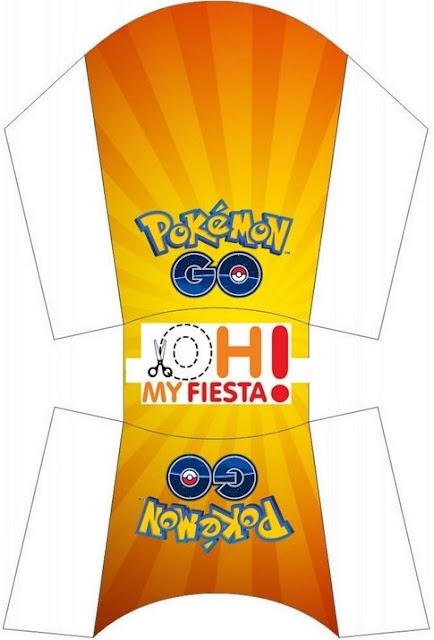 Esta es para patatas o papas fritas de Pokemon Go.