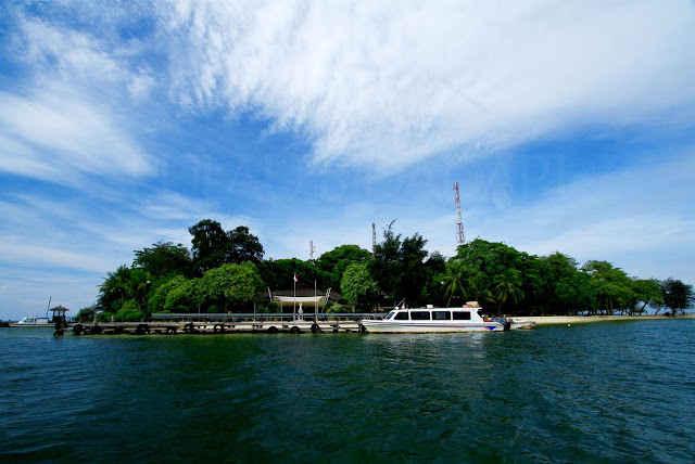 Pulau Seribu Bidadari