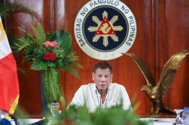 Duterte addresses the nation September 28, 2020