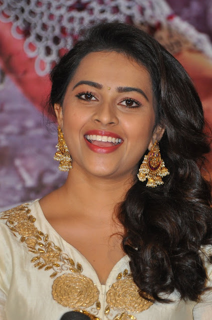 Sri Divya at Kaashmora Telugu Movie Audio Launch