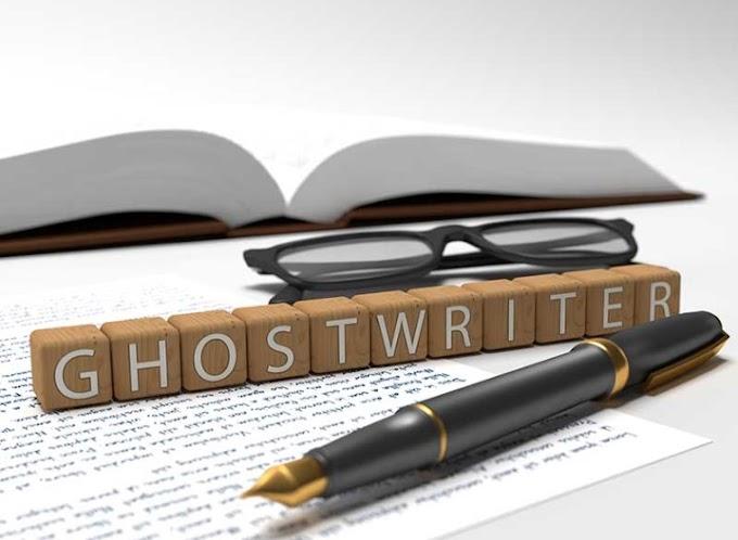 Gorgeous Ghostwriters: 11 Penulis Upahan Wanita Yang Boleh Anda Pilih