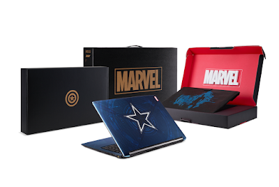 "Acer launches ""Avengers: Infinity War"" Special Notebooks in collaboration with Marvel Studios"