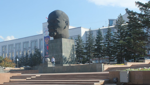 Kolej Transsyberyjska Ulan Ude