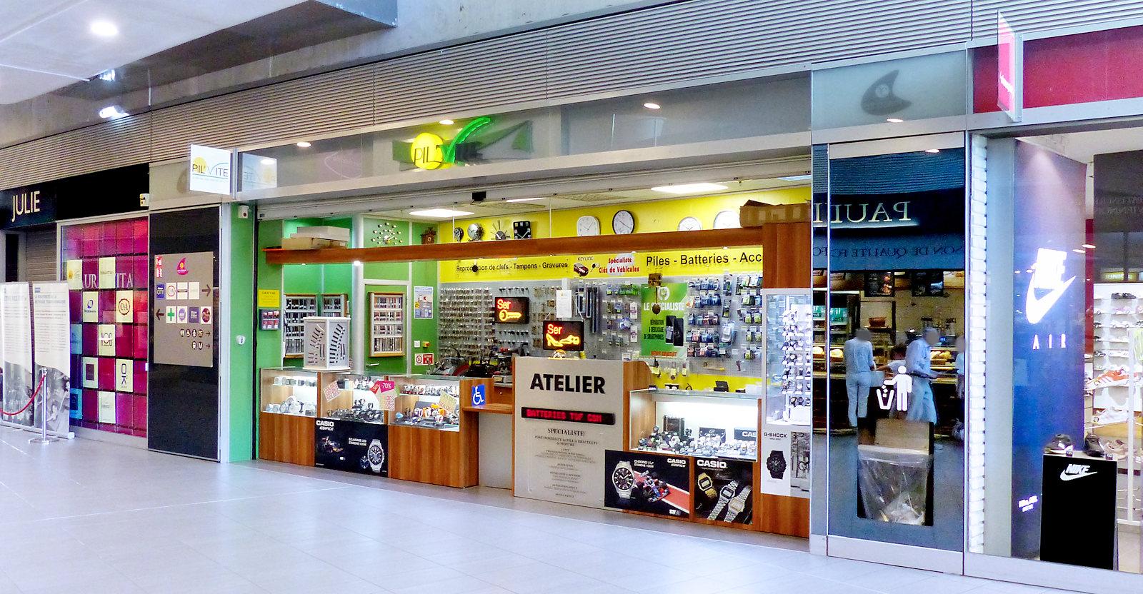 Pil'Vite - Espace Commercial Saint Christophe, Tourcoing