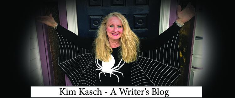 Kim Kasch Blogsite - A Writer's Blog