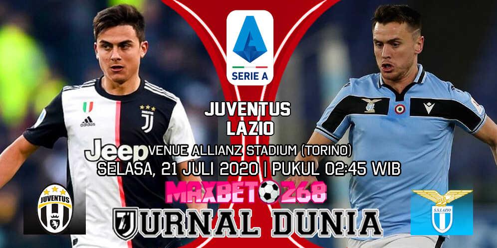 Prediksi Juventus vs Lazio 21 Juli 2020 Pukul 02:45 WIB