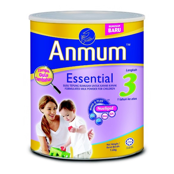 Anmum Essential Step 3 Honey 1.6kg