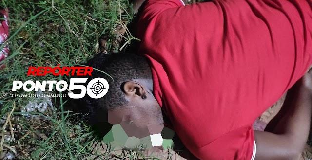 Homem é assassinado na Vila Bandeirantes e Teresina chega ao oitavo homicídio da semana