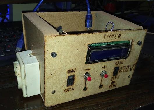 shema timer arduino