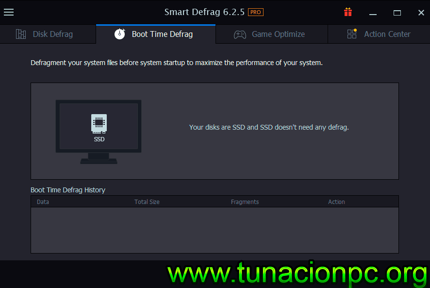 Descargar IObit Smart Defrag Pro