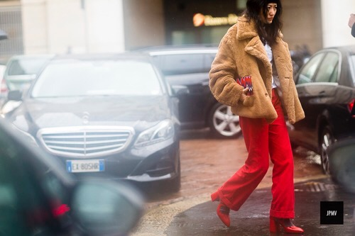 Street Style Fashion Week - The Best Looks from Around the World by Cool Chic Style Fashion